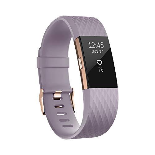 Fitbit Charge 2 Special Edition  Lavendel/Rosé-Gold