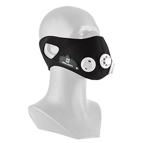 CAPITAL SPORTS Breathor Ausdauer Trainings-Maske