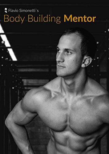 Fitness Body-Building DVD-Set von Mentor Flavio Simonetti   Sport DVD zum Muskel-Aufbau   Gesunde Ernährung und Rezepte für den Aufbau von Muskel-Masse   Mehr Motivation mit zusätzlichem Trainingsplan