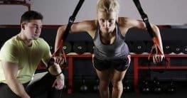 Muskelaufbau Training