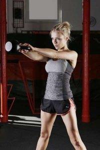 Training mit der Kettlebell