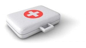Erste Hilfe beim Sport - Ein Verbandskoffer ist ein Must Have!