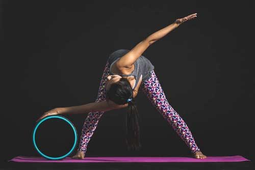 gelenkschonend trainieren mit Yoga