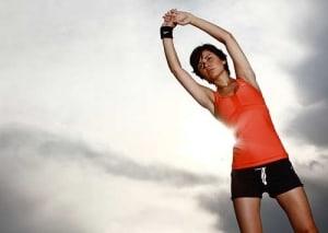 Funktionsshirts sind eine ideale Oberbekleidung für ein Fitnesstraining